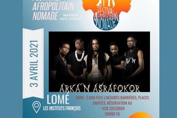 Festival Afropolitain Nomade 7ème Édition