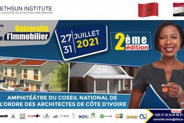 Université de l'Immobilier 2021