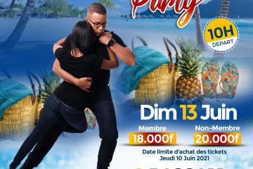 Kizomba Beach Party
