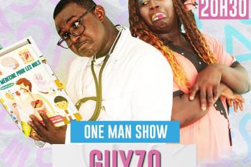 GUYZO - ONE MAN SHOW